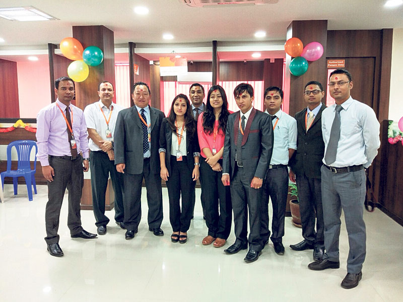 Laxmi Bank opens branch in Baglung