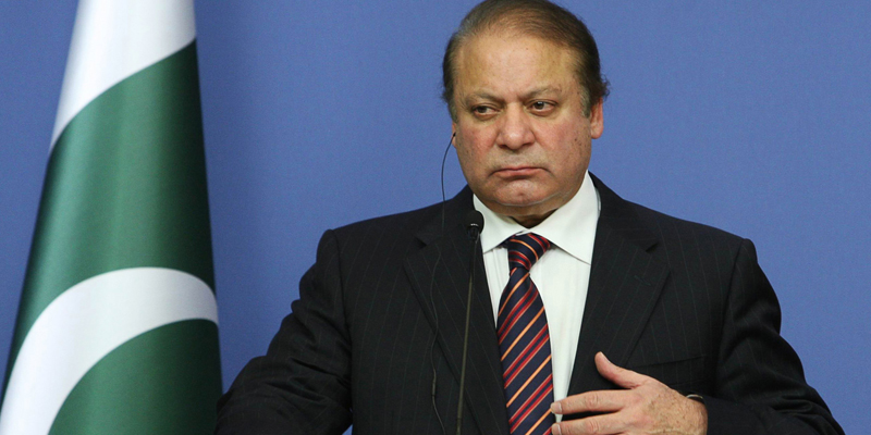India 'sadly mistaken' equating freedom fighters with terrorists: PM Nawaz
