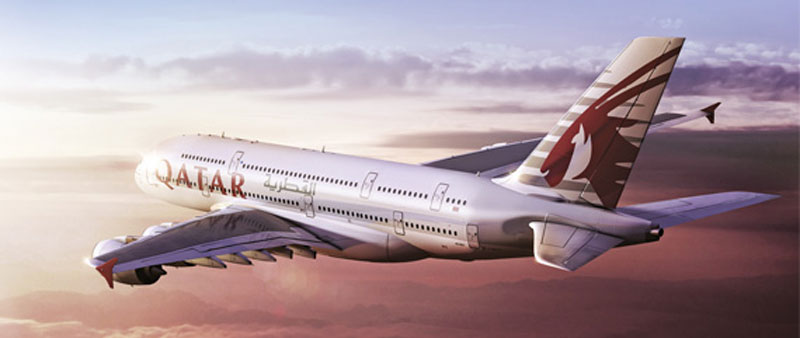 Qatar Airways named 'Best Middle Eastern Airline'