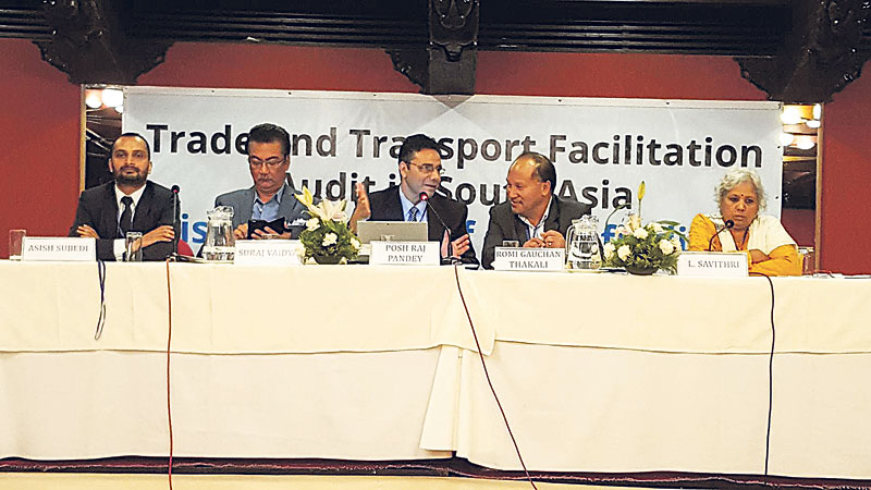 Quality and efficiency of roads, airports affecting trade: Report