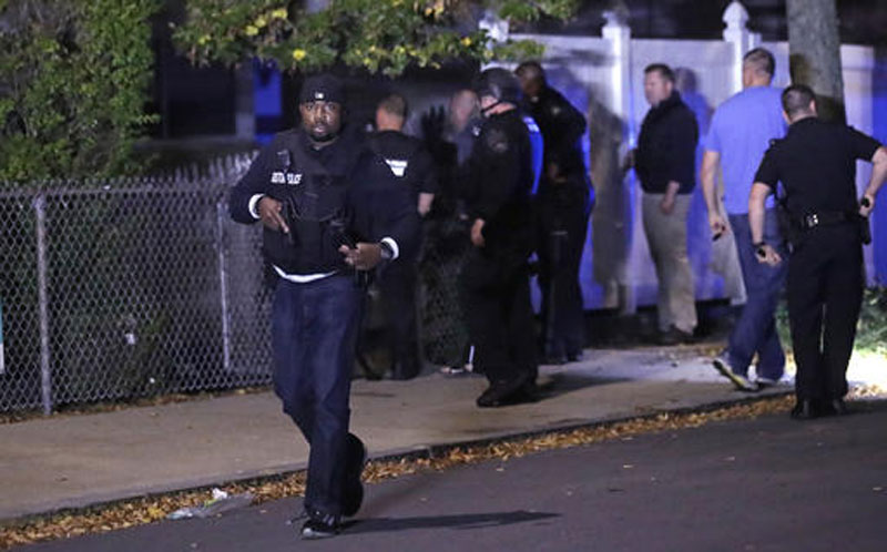 Boston police: Wounded officers upgraded to stable condition