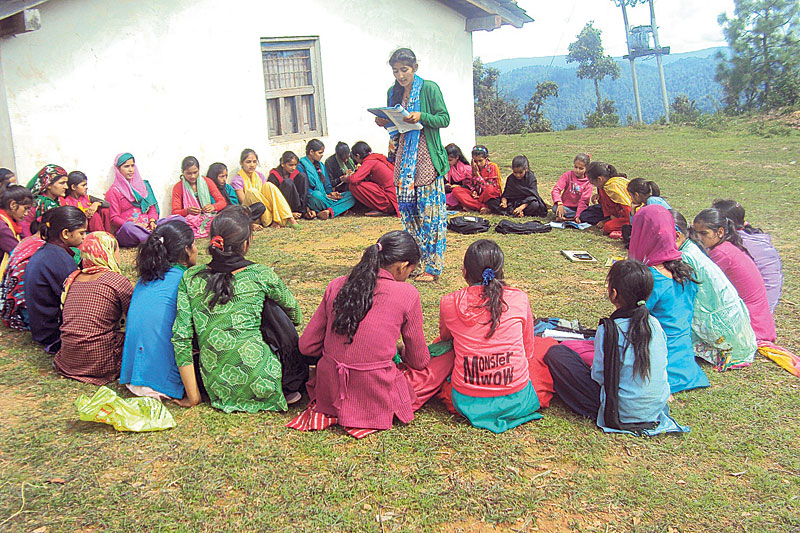 Child marriages increasing in Bajura, mobiles, internet blamed