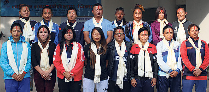 Coach Basnet satisfied with preparation for Hong Kong trip
