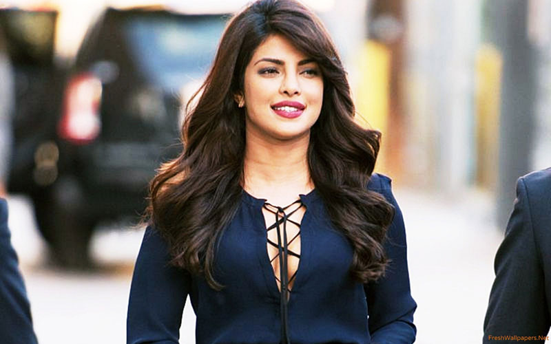 Boys need to be effortless and scruffy, says Priyanka Chopra