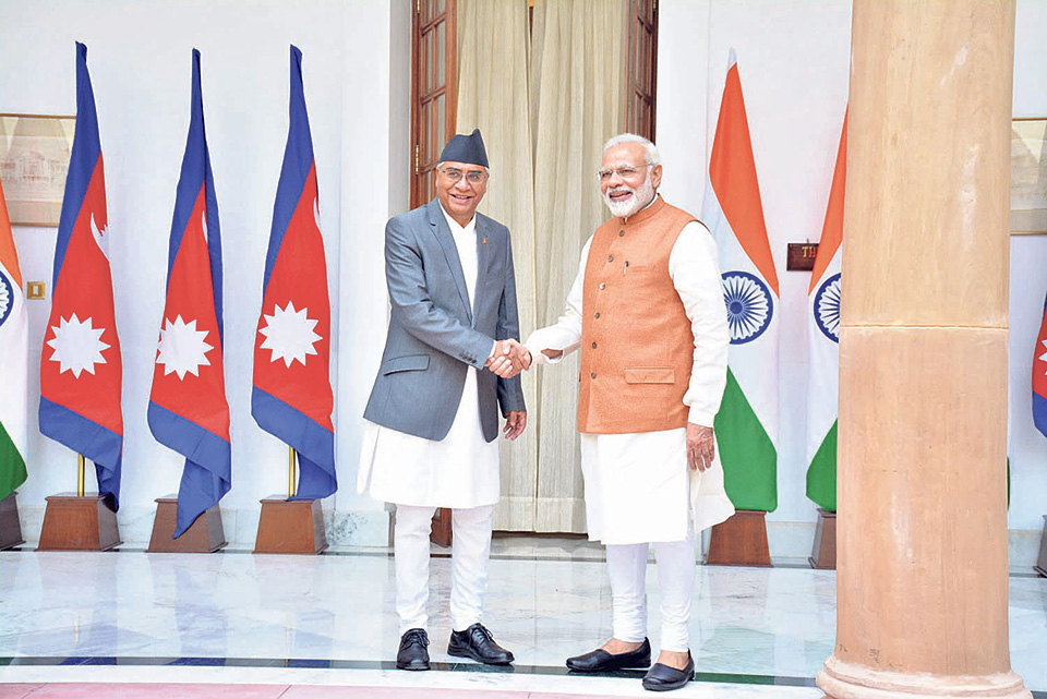 Nepal, India issue joint statement, ink 8-pt deal (with full text)