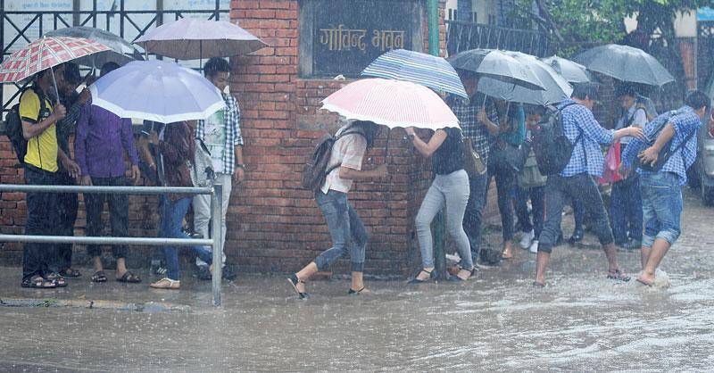 Rains unleash havoc across the country