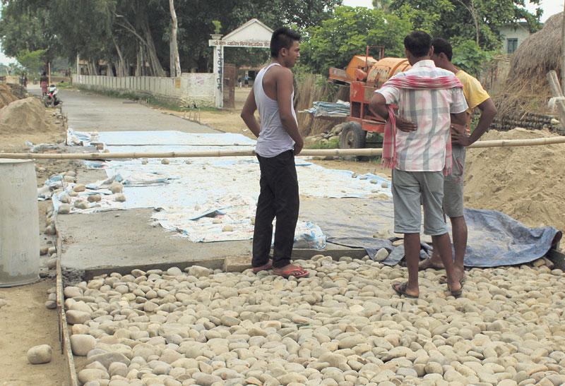 Eleventh-hour development to avert budget lapse