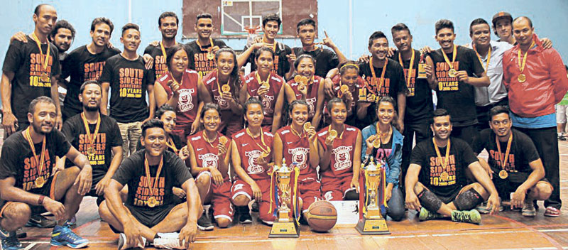 South Siders and Prime win national basketball titles