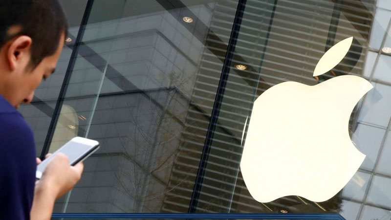 Apple gets a big victory in China