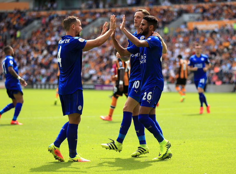 Leicester and Arsenal meet after false starts to EPL season