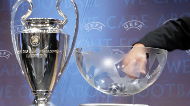 Lineup and seedings set for Champions League groups draw