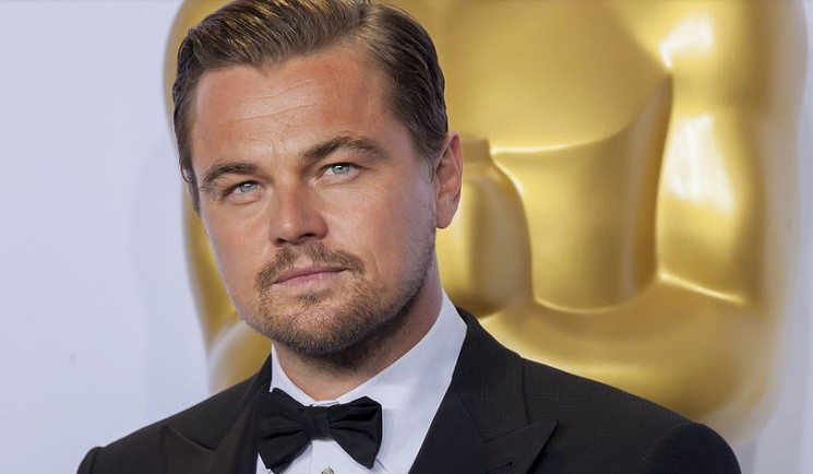 Leonardo DiCaprio spotted with mysterious girl