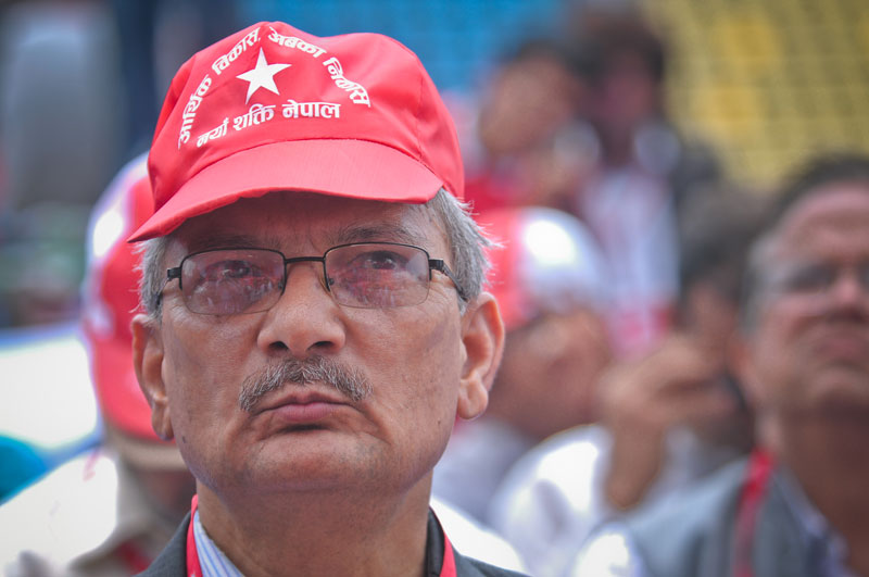 Complaint filed at TRC against former PM Bhattarai
