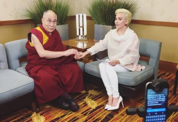 China bans Lady Gaga after Dalai Lama visit!