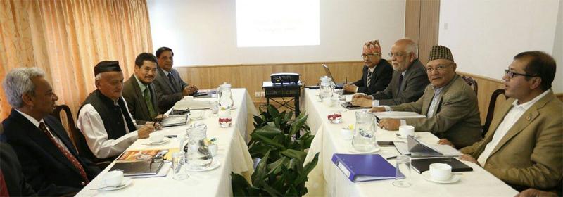 Nepal India EPG's third meet begins in Kathmandu