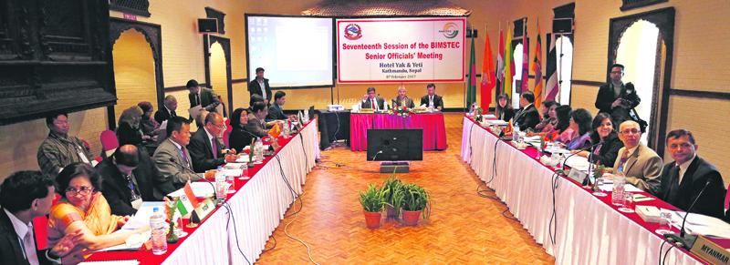 BIMSTEC Senior Officials Meet concludes