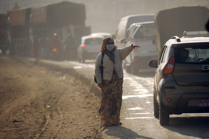 Air pollution linked to higher risk of dementia