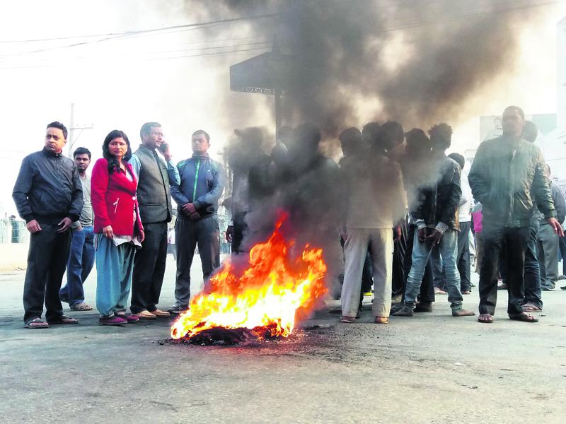 Banda affects life in Madhes