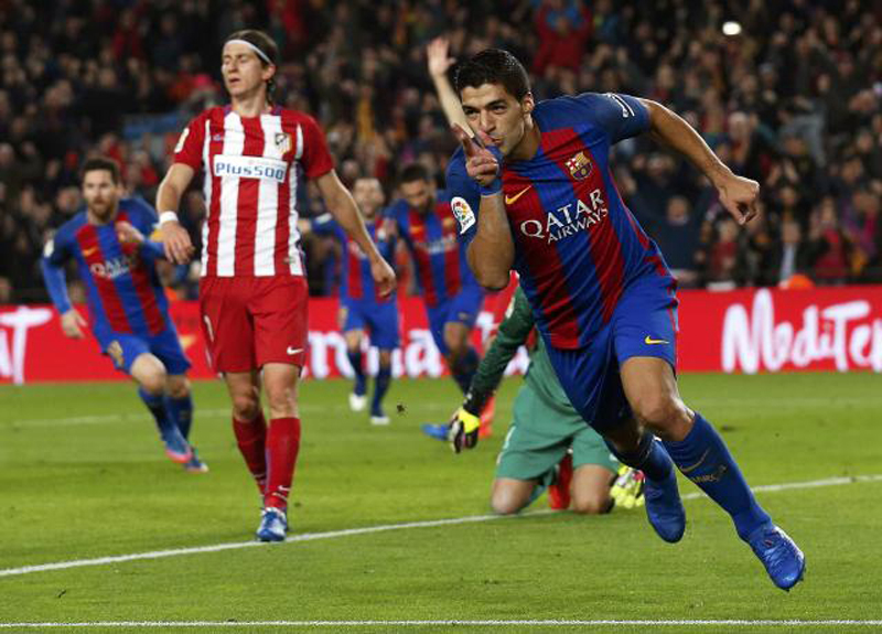 Barca reach the King's Cup final for 4 years in a row