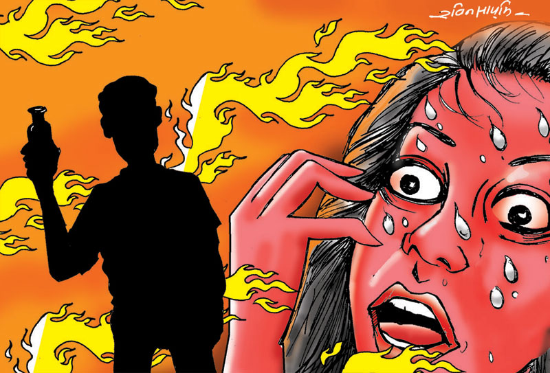 Scorned lover kills his girlfriend for rejecting marriage