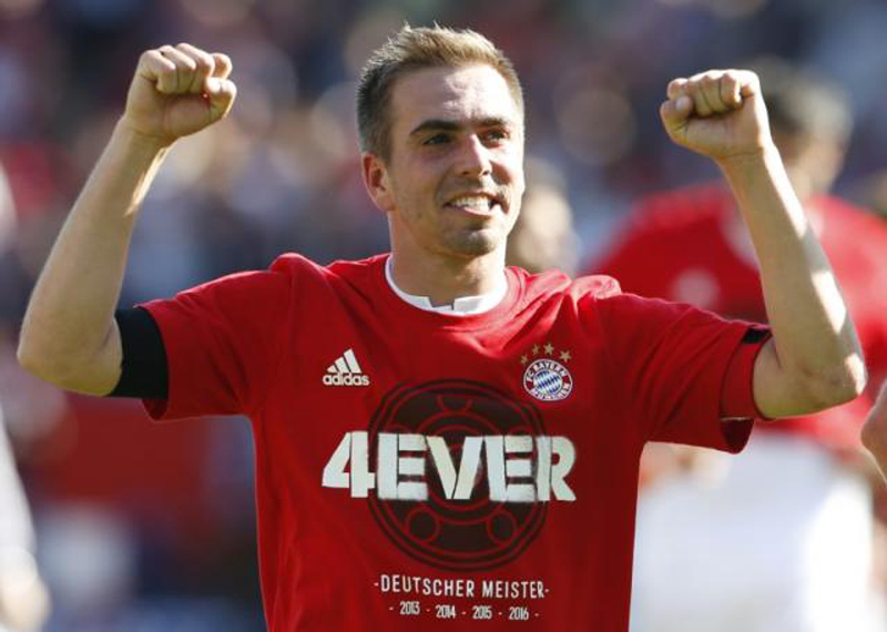 Bayern captain Lahm to retire at end of season
