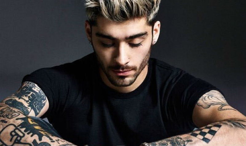 Zayn Malik was told music wasn't his 'thing'