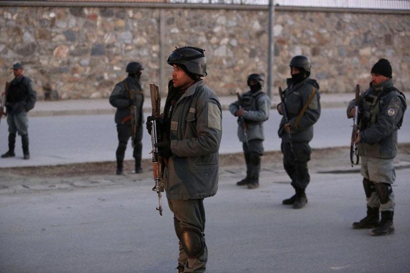 United Arab Emirates says 5 diplomats killed in Afghan blast