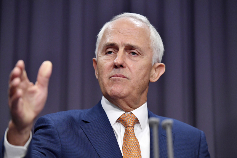Trump ban doesn't affect Australia passport holders