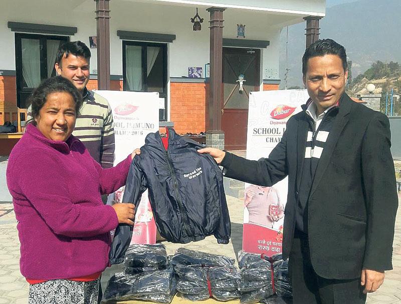 Dabur Chyawanprash's'Spread the Warmth' initiative