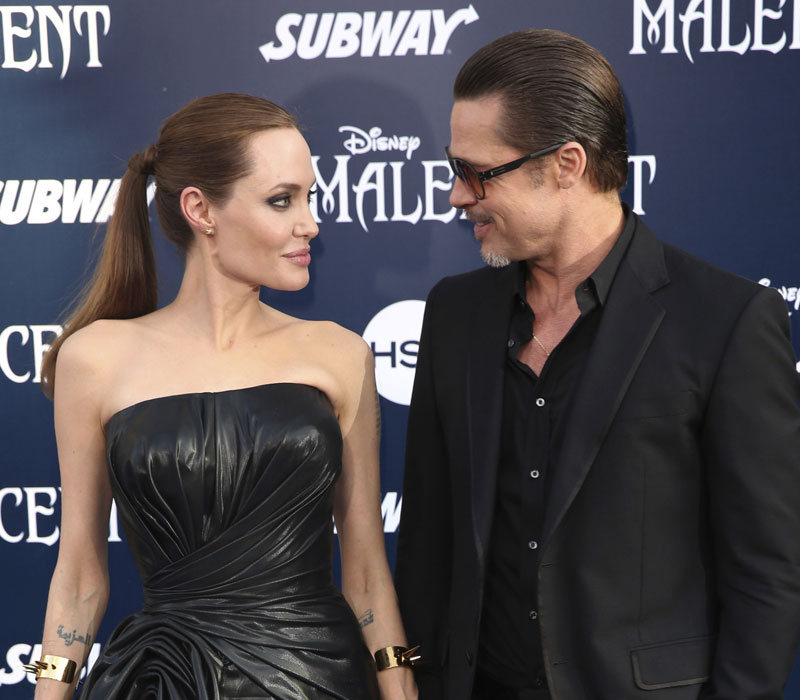 Angelina Jolie and Brad Pitt reach divorce pact