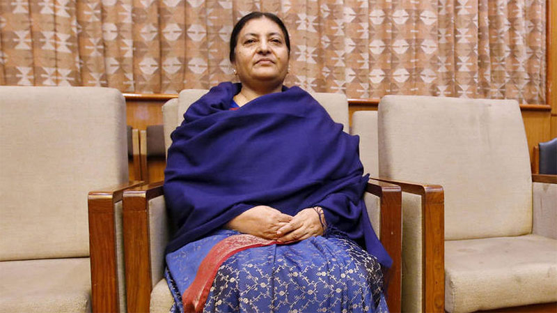 Quality of community school should be improved-President Bhandari