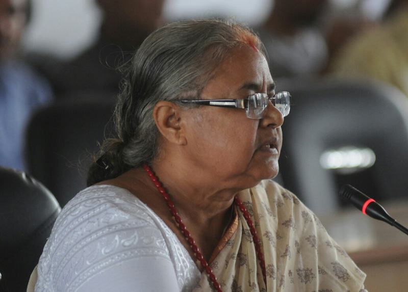 NC, Maoist Center register impeachment motion against CJ Karki