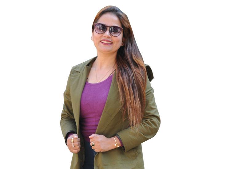 5 things about Sarita Lamichhane