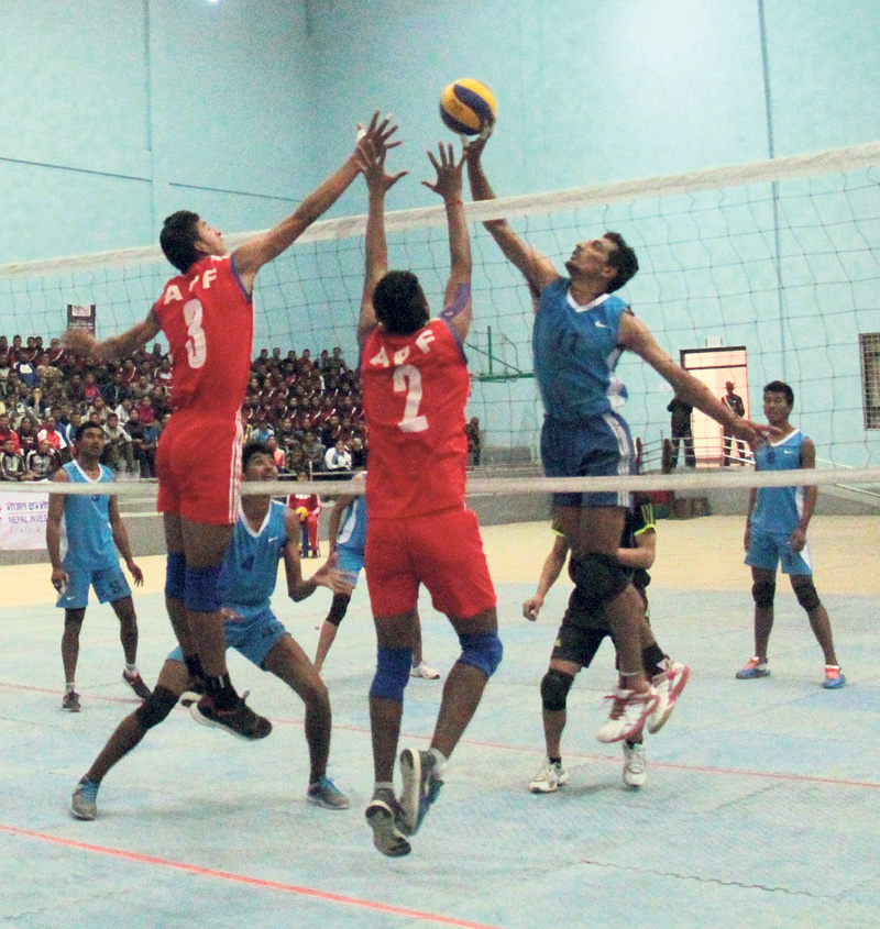 Army, Police to vie for title in rematch