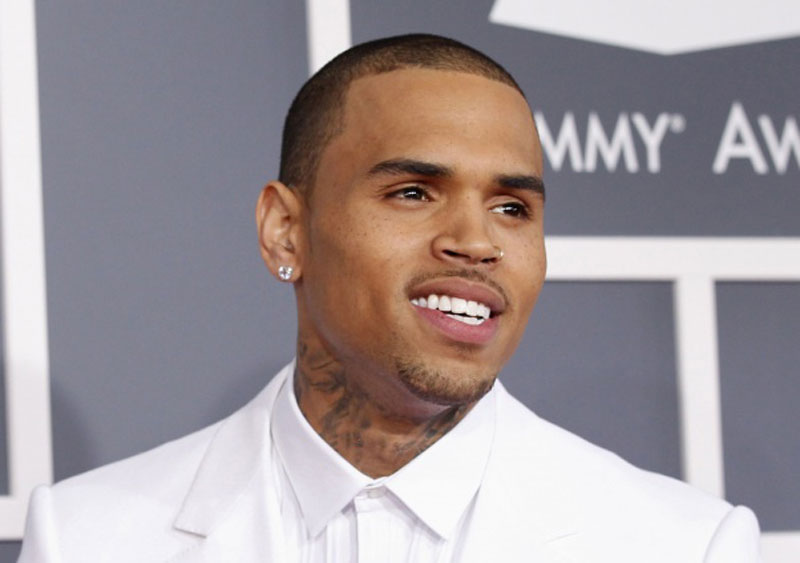 Chris Brown banned from fitness centre in New York