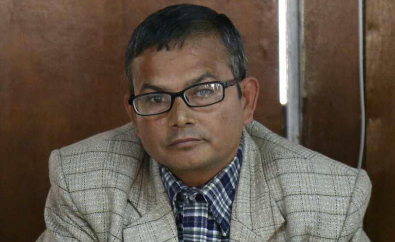 Maoist Center's Upadhyay elected PAC chair