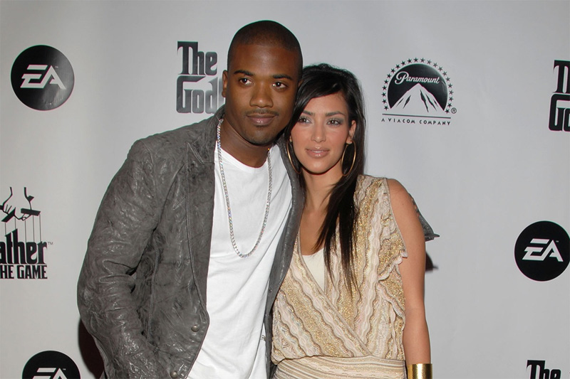 Ray J accuses Kim Kardashian of cheating on him