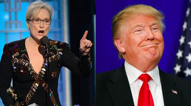 Meryl Streep is not an 'overrated actor' Donald Trump, she is the most decorated