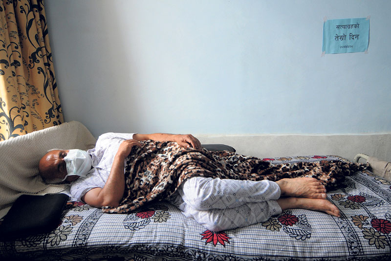 Civil society leaders appeal for dialogue over Dr KC's demands
