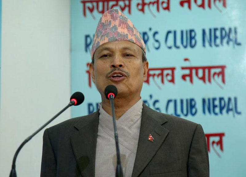Amendment cannot make constitution acceptable to all: UML leader Rawal