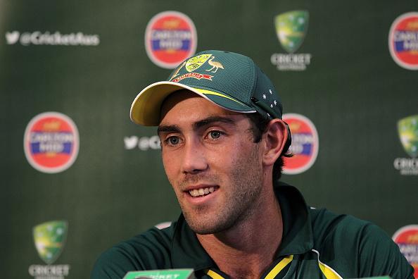 Maxwell dropped from Australia's ODI squad to play Sri Lanka