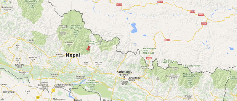 4.3-magnitude aftershock jolts western Nepal