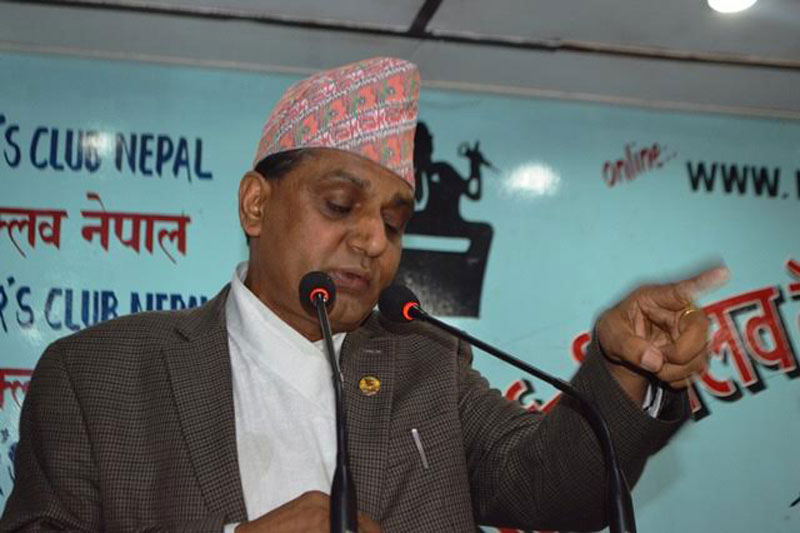 No-confidence motion against govt will fail: Minister Pokharel