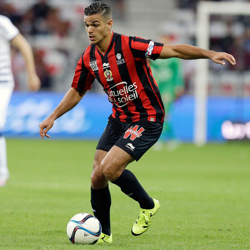 Winger Hatem Ben Arfa joins French champion PSG from Nice
