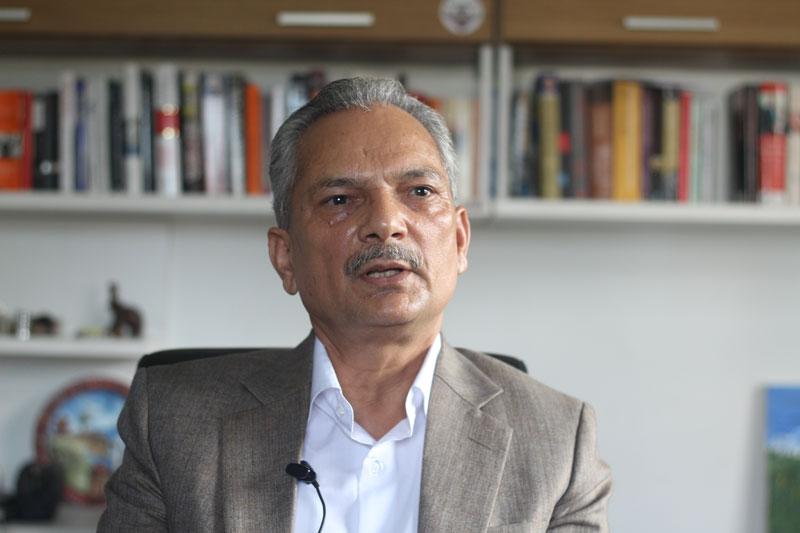 Stability not possible through parliamentary system: Bhattarai
