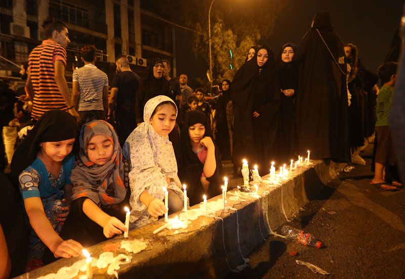 Iraq: Death toll from weekend Baghdad attack reaches 175