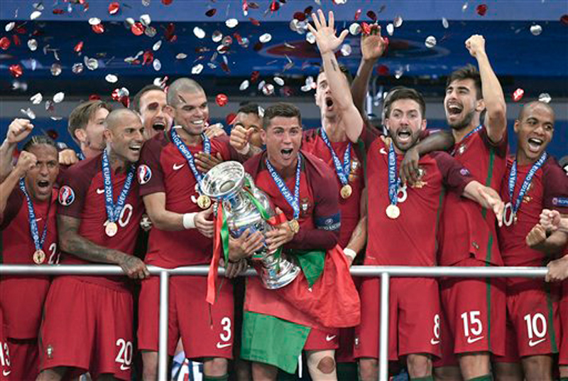 Portugal rises to No. 6 in FIFA rankings, Argentina leads
