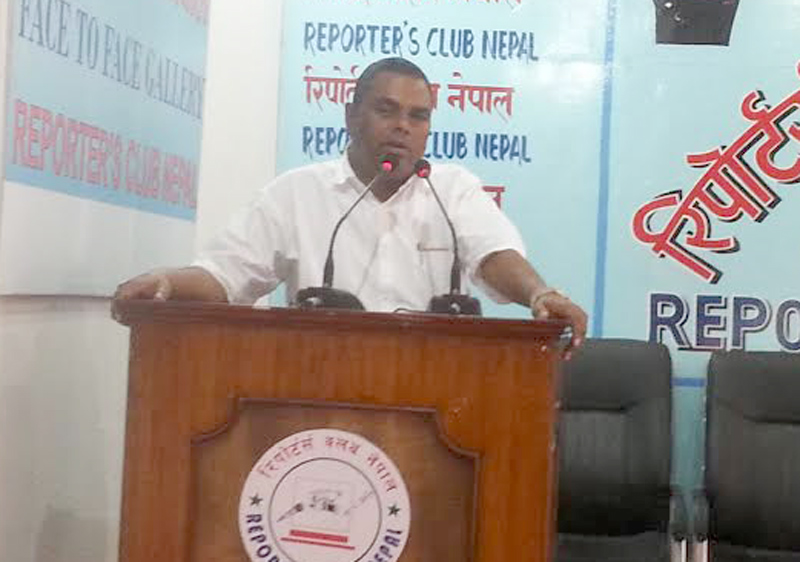 Health insurance program in all districts: Minister Yadav