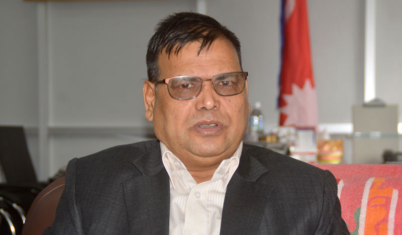 DPM Mahara off to China on six-day trip