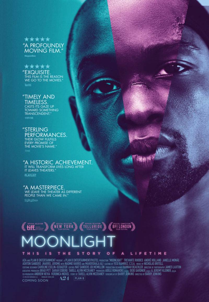 MOONLIGHT: A raw portrayal of struggles of LGBTQ individual